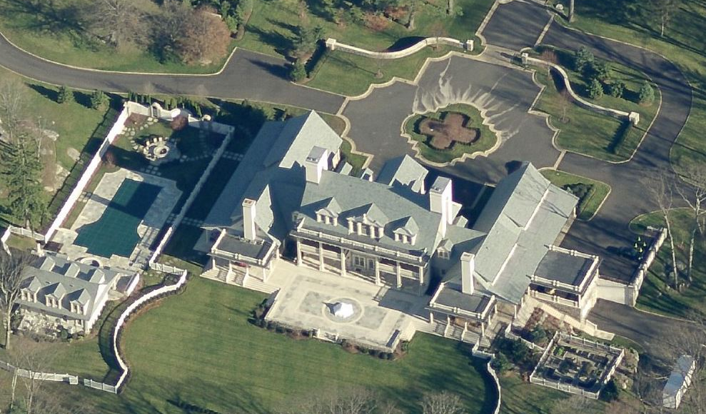 Updated Bird S Eye Views Of 3 Connecticut Mega Mansions