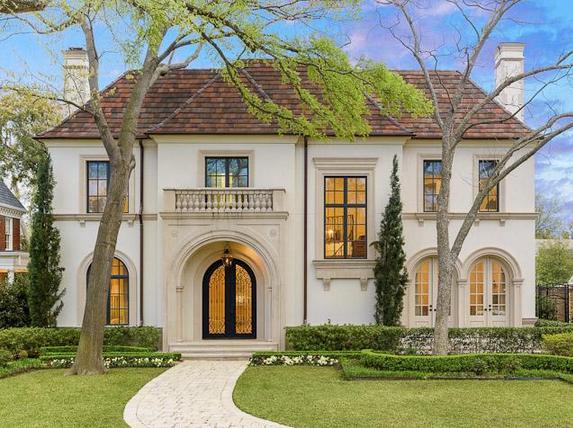 $8.5 Million Mediterranean Mansion In Dallas, TX