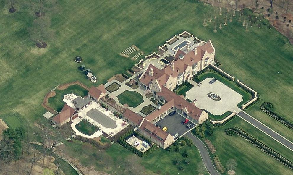 Steven Schonfeld S Gargantuan 90 Million Ny Estate Now