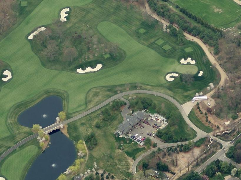 Steven Schonfeld's Gargantuan $90 Million NY Estate Now Visible In Bird's Eye View