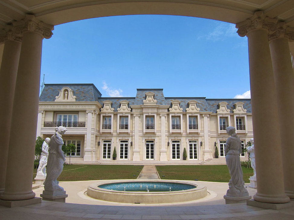 stunning french country luxury homes. A Stunning French Chateau Inspired Mega Mansion In Indonesia