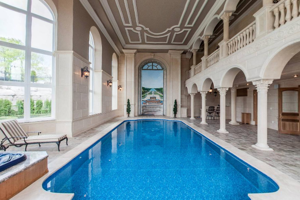 Stately & Ornate 24,000 Square Foot Mega Mansion In Canada ...