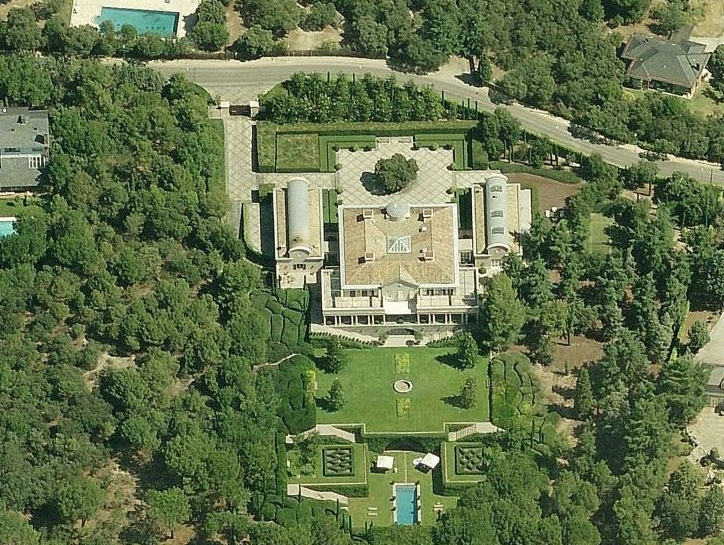 The artisan a 32000 square foot mega mansion in madrid spain