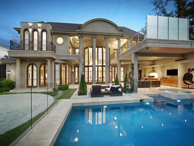 Newly Listed European Style Mansion In Victoria, Australia