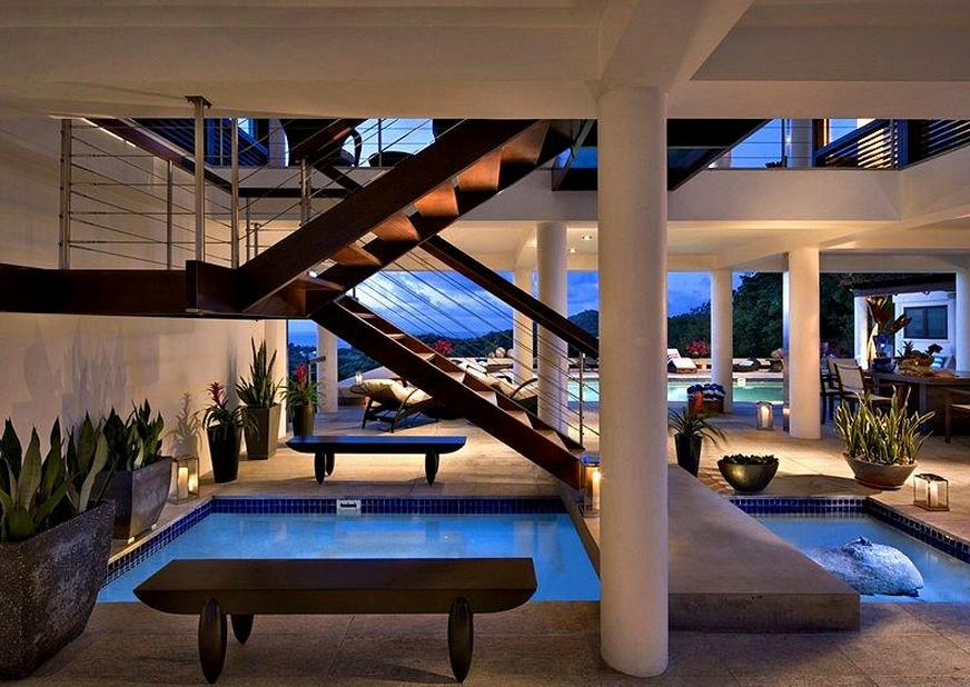 7 8 million contemporary estate on vieques island in