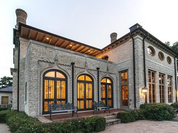 $3.3 Million Brick Home In Dallas, TX