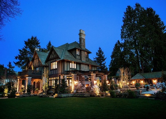 The mayfair a 22 8 million mansion in vancouver canada for Vancouver bc houses