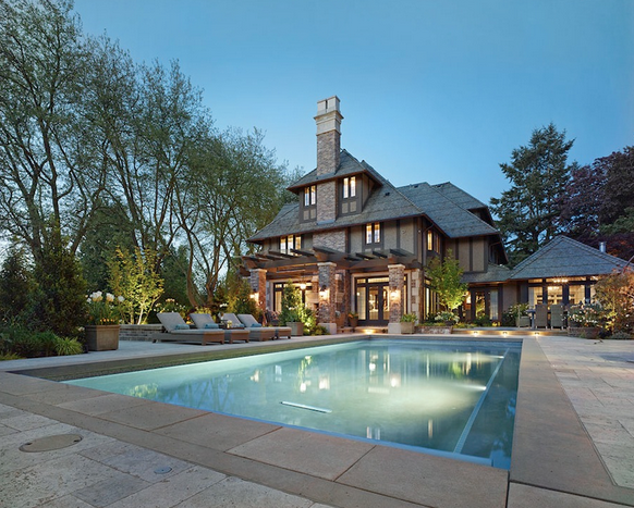 The Mayfair - A $22.8 Million Mansion In Vancouver, Canada