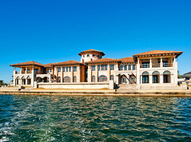 32,000 Square Foot Australian Mega Mansion To Be Auctioned Off