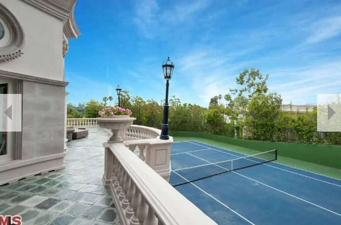 $18.95 Million Opulent French Inspired Mansion In Beverly Hills, CA