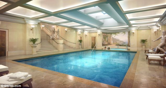 Former London Club To Be Turned Into A £250 Million Mega Mansion