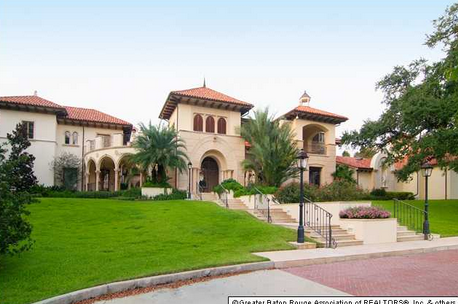 18 Million 30 000 Square Foot Estate In Baton Rouge La Homes Of The Rich