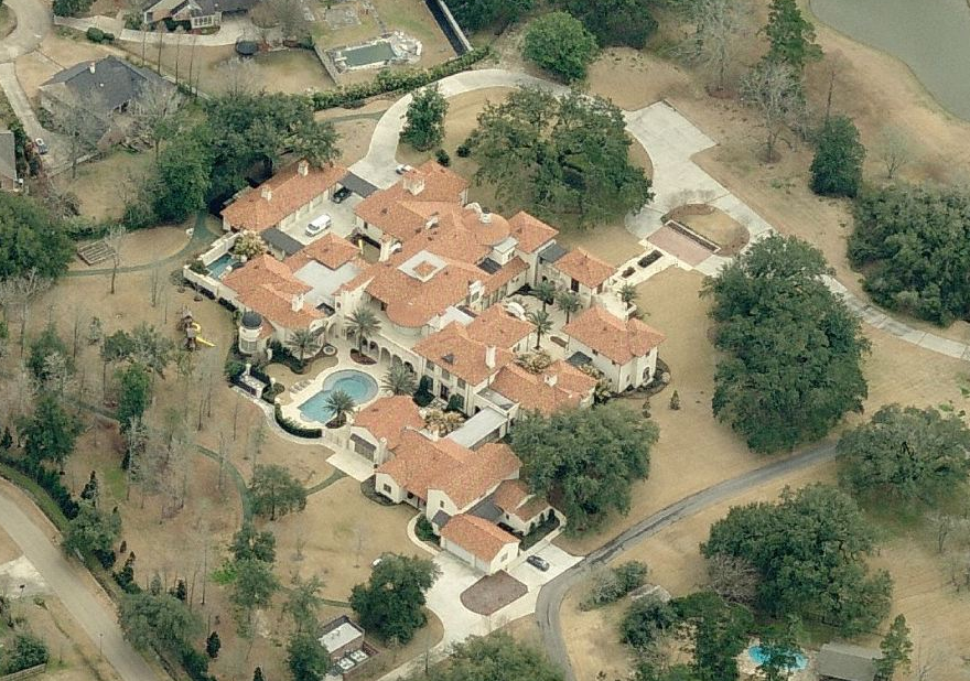 18 Million 30 000 Square Foot Estate In Baton Rouge La