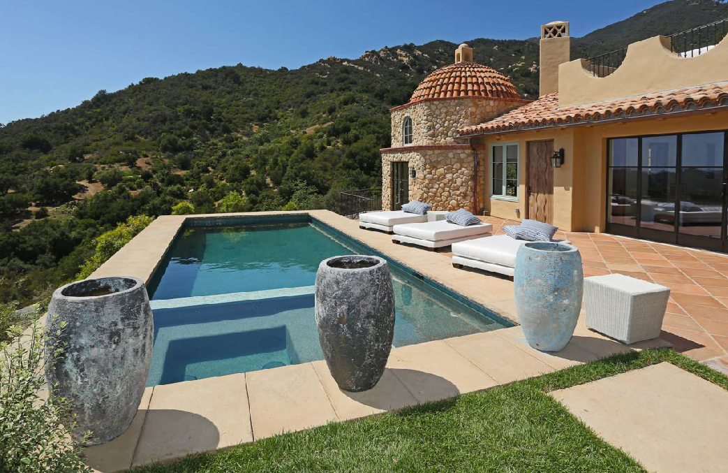 Newly Built $22 Million Mansion In Montecito, CA