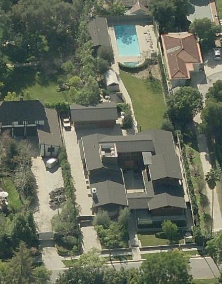 $6.48 Million Contemporary Mansion In Pasadena, CA