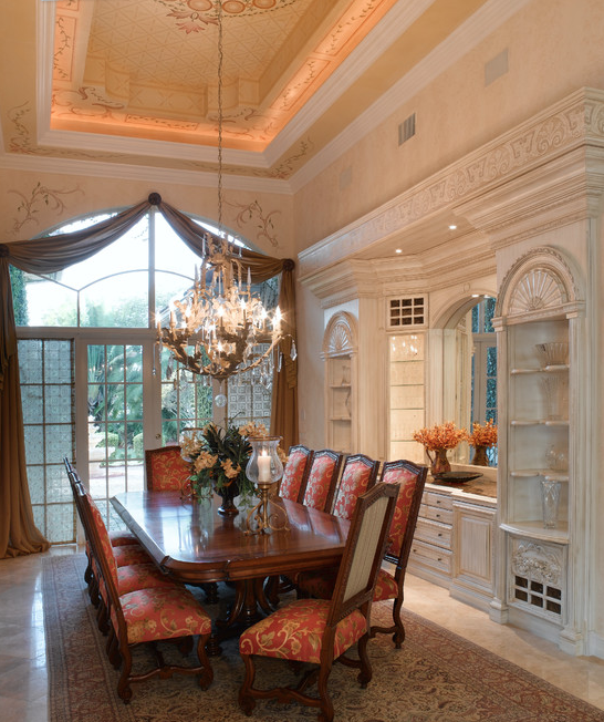 Poll: Which Formal Dining Room Do You Prefer?