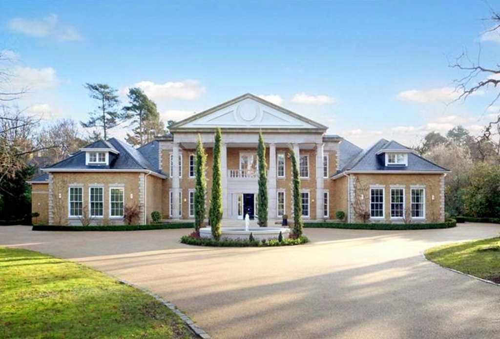 warrenbayne a 22 million mansion in surrey england homes of the rich the 1 real estate blog