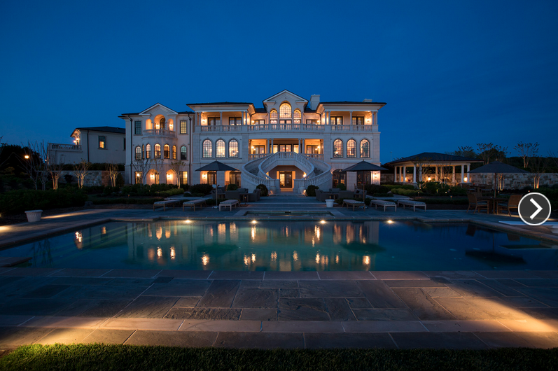 $34.5 Million 23,000 Square Foot Waterfront Mansion In Stevensville, MD