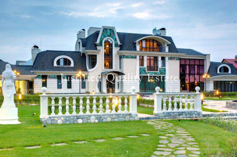 22 Million Estate In Russia Homes Of The Rich