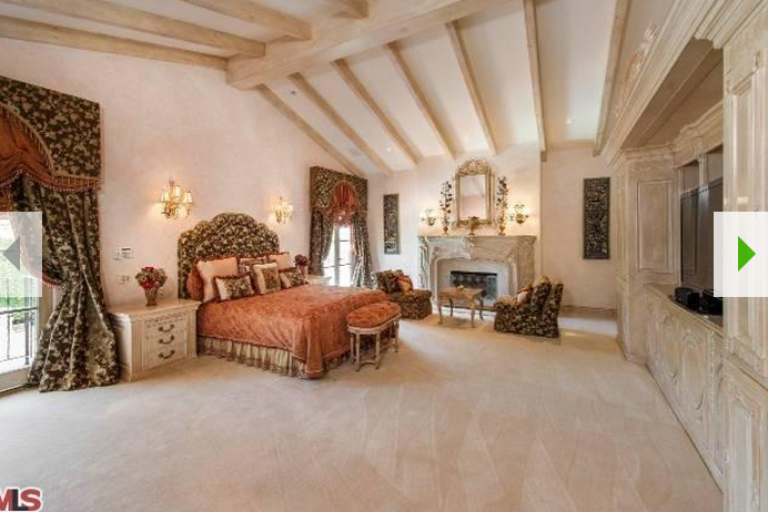 $18.9 Million Spanish Style Mansion In Beverly Hills, CA