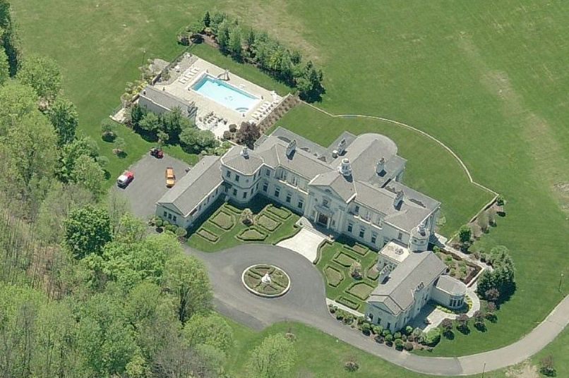 a look at some pennsylvania mansions homes of the rich