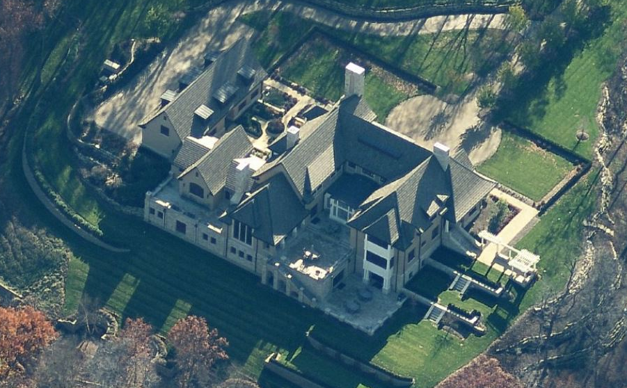 A Look At Some Pennsylvania Mansions