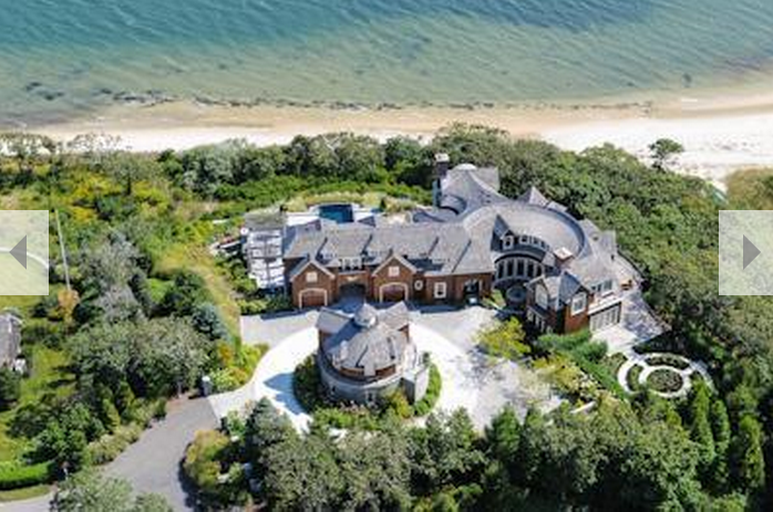 25 million shingle waterfront mansion in chatham ma for Most expensive house in massachusetts