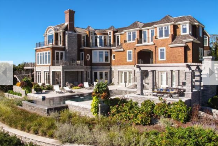 25 Million Shingle Waterfront Mansion In Chatham Ma