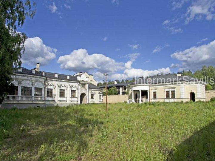 A Look At Some Mansions For Sale In Russia