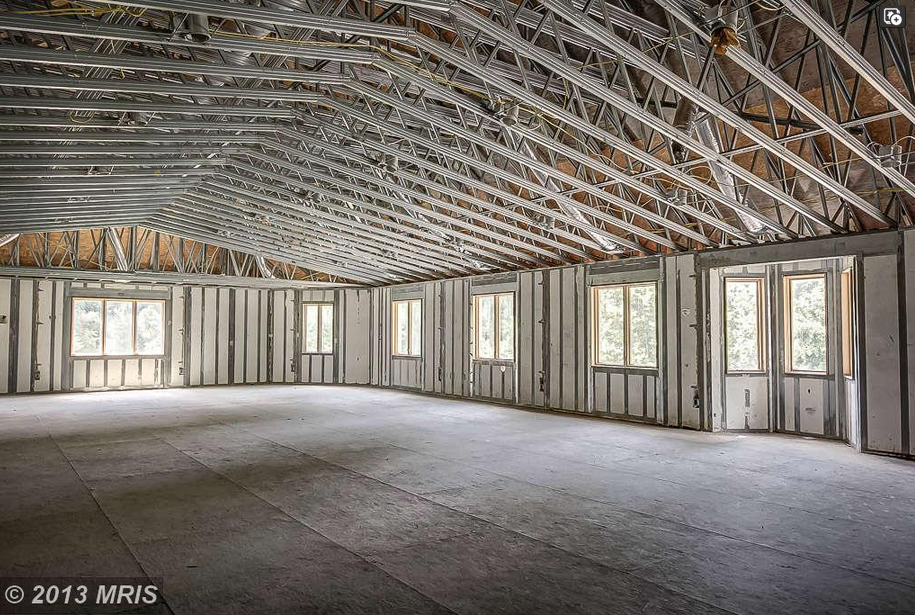 41,000 Square Foot Unfinished Mega Mansion In Pikesville, MD