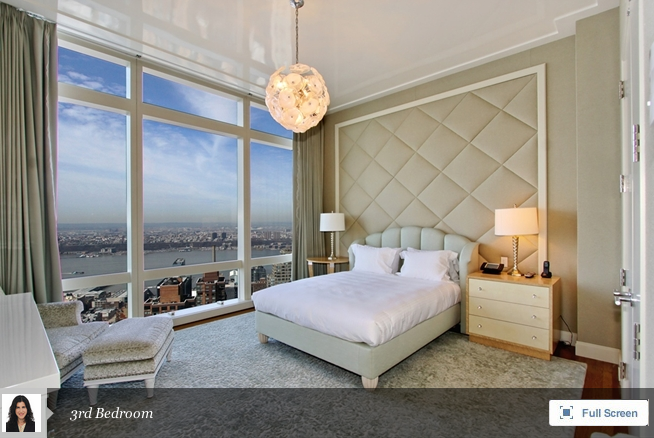 Newly Listed $50 Million Apartment In New York, NY