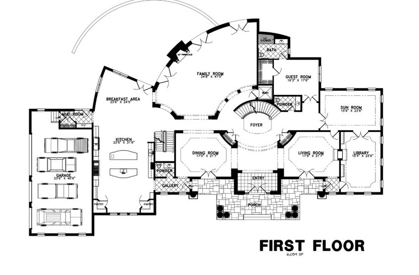 Newly Built 20 000 Square Foot Mansion In Mclean Va