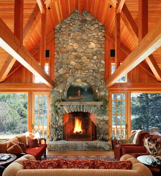 HOTR Poll: Which Stone Fireplace Do You Prefer?