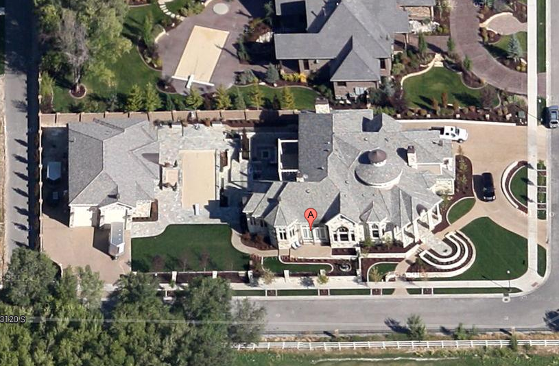 A Businessman's $11 Million Utah Mansion