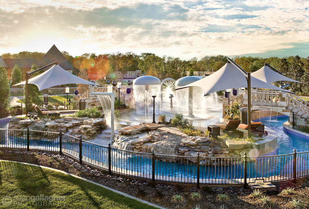 Stunning Texas Mansion Has Its Very Own Water Park