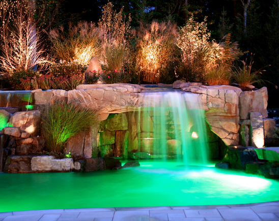 A Look At Some Grottos From Houzz.com