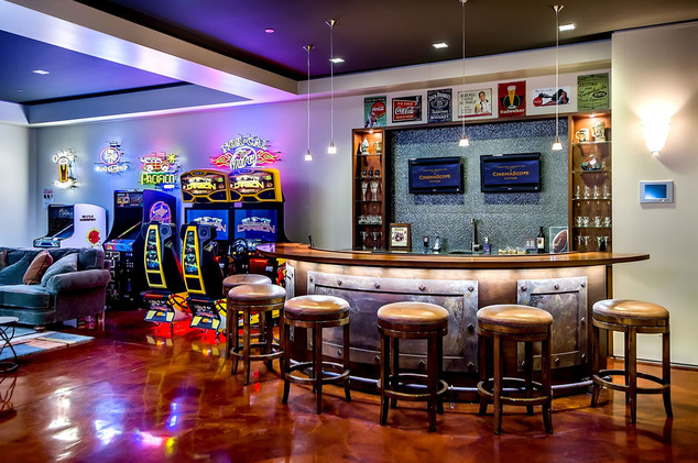 man cave looking - photo #21