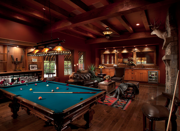 man cave looking - photo #7