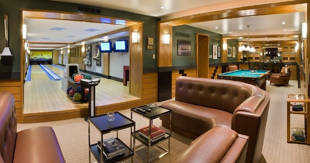 A Look At Some Man Caves From Houzz.com