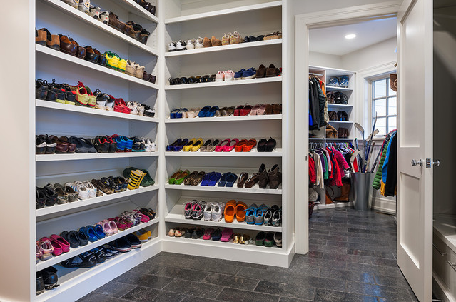 A Look At Some Shoe Organizers From Homes Of