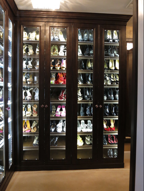 A Look At Some Shoe Organizers From Houzz.com