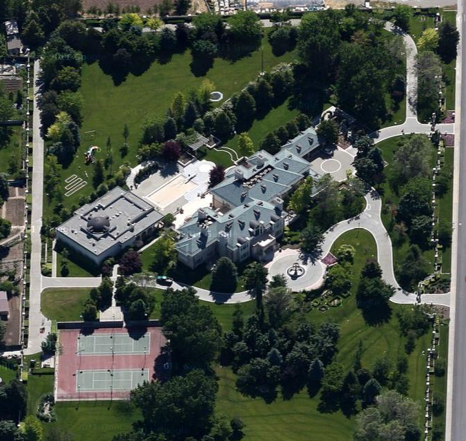 40,000 Square Foot Estate In Orem, UT