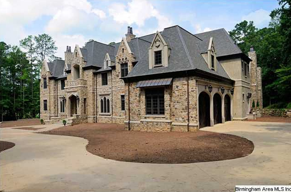 Alabama homes of the rich the 1 real estate blog Home builders in birmingham alabama