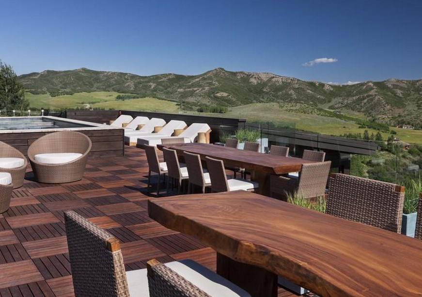 $23.75 Million Newly Built Contemporary Mansion In Aspen, CO