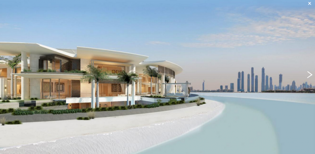 Amazing modern contemporary mansion in dubai homes of for Modern house uae