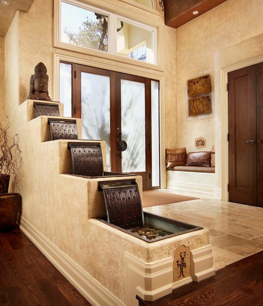 A Look At Some Indoor Water Features From Houzz