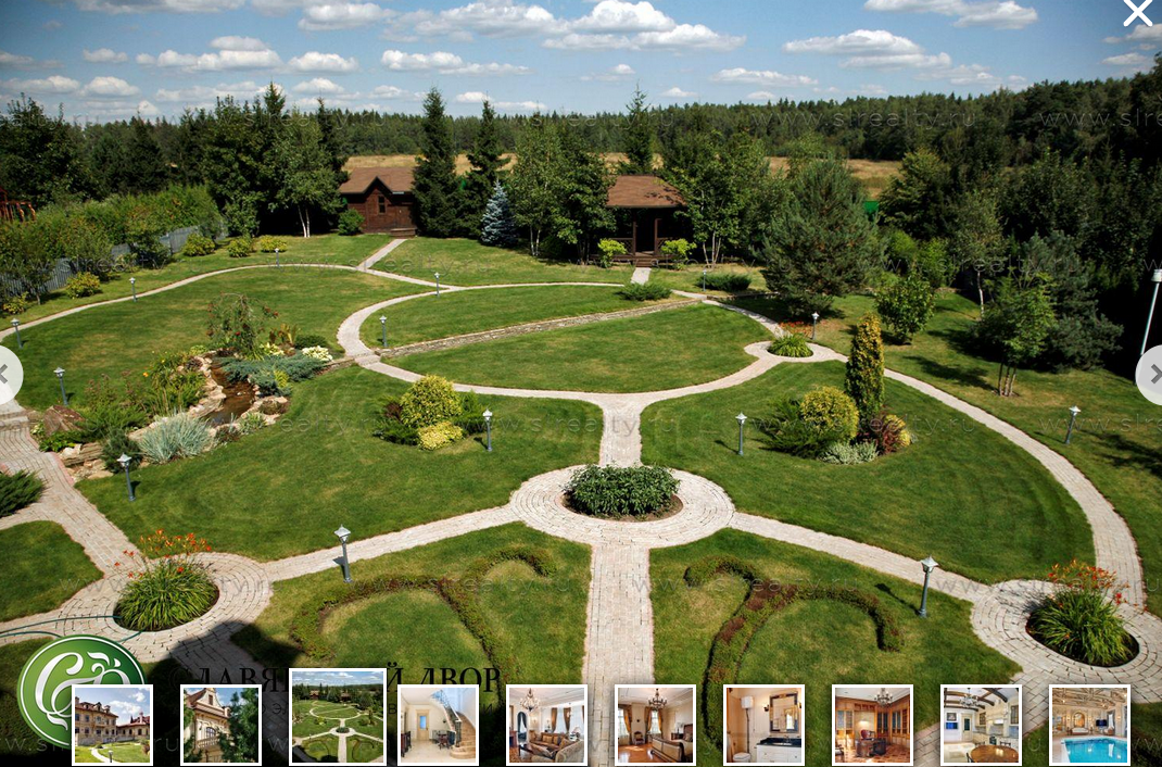 A Look At Some Russian Mansions For Rent