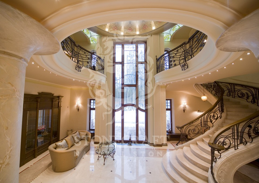 Grand Foyer Pictures : Poll which russian foyer do you prefer homes of the rich