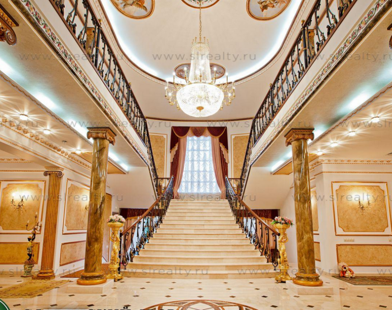 Poll Which Russian Foyer Do You Prefer Homes Of The Rich