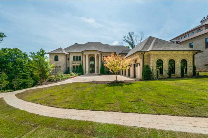 15 000 Square Foot Mansion In Marietta Ga Homes Of The Rich
